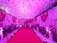 Anup Decorators is a venture by Mr. Dharmendra Chaurasiya, who has been in the profession of mandap decoration & event services for more than 13 years. We have been offering excellent services for mandap decorations and organizing events. We offer all types of wedding solutions with maximum customer satisfaction. With the support of our skilled workforce, the entire event is organized in an efficient and fascinating manner. #SCN1 Wedding Hall Decorations, Wedding Entrance, Entrance Decor, Wedding Reception, Stage Backdrop Design, Event Services, Ceiling Decor, Mumbai, Hair Buns