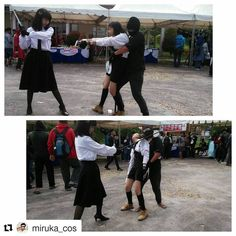#Repost @miruka_cos (@get_repost)  Cosplay maling pun jadi  Nyulik dede  . . . #cosplayindonesia #cosplayfun #palangkarayamatsuri2017 #asianmatsuripky #bungoustraydogs #cosplayers #animecosplay #indocosugram #like4like #likeforfollow
