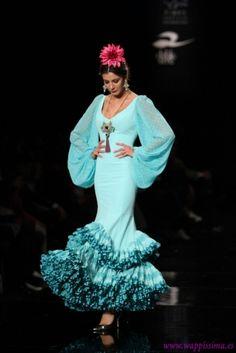Traje de Flamenca - Patricia-Pajares-Bazarot - Simof-2015