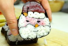 14 sushi rolls that are basically works of art
