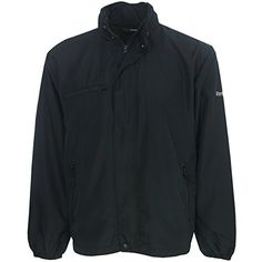 45939057ed0 Reebok Harker Fleece Lined Golf Jacket Small Black -- Check out the image  by visiting. Golf Rain ...