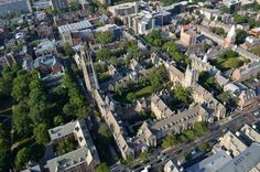 Take a tour of the beautiful Yale campus from the sky. See Old Campus, Harkness Tower and the Yale School of Medicine in a new way - from 400 feet above New Haven!
