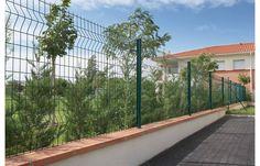 AXIS S tábla - Dirickx kerítés - Kerítésvilág