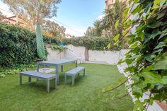 Stilfull lägenhet med privat trädgård i Son Armadans #mallorca #apartment #realestate #SonArmadans #property