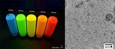 Tetrapod quantum dot LEDs could lead to cheaper, better HDTVs soon