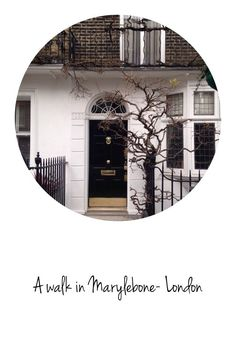A walk in Marylebone London Cool shop fronts Monocle most photographed café in London. It is a spin-off from Monocle Magazine. I would say this place is iconic a must visit. Pretty #housesofldn This area has a lot of cosy coffee shops where to sit and enjoy a