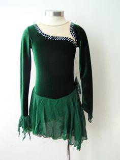 a4cbd7e162 Custom Figure Skating Competition Dress --  Clara .  74.00
