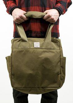 tin cloth #tote #bag ++ filson