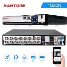 H.264 16CH HDMI 1080P DVR 6 In 1 AHD CVI 1080P 16CH DVR TVI CVI Video Recorder Support IP Onvif Network camera P2P XMEYE AHD DVR  Price: $ 117.99 & FREE Shipping   #computers #shopping #electronics #home #garden #LED #mobiles