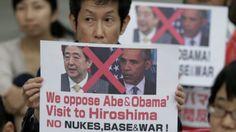 Este viernes Barack Obama se convirtió en el primer presidente estadounidense en funciones en visitar Hiroshima, donde decenas de miles murieron en el primer ataque nuclear de la historia. ¿Debería haber pedido perdón?