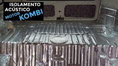 Kombi Motorhome, Kombi Home, Sound Proofing, Tiling, Blanket