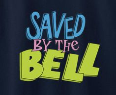 Saved by the Bell Logo tee T-Shirt