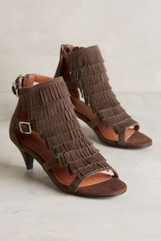 Jeffrey Campbell Edgewood Heels #Anthropologie