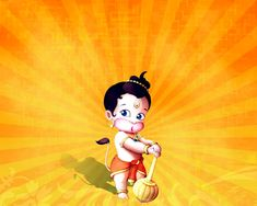 FREE Download Bal Hanuman Wallpapers