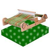 Ashford Rigid Heddle Loom - 40cm weaving width, buy this, yarns and other weaving items from www.georgeweil.com