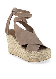 0a8ab8a3f5f Marc Fisher LTD Andira Criss-Cross Espadrille Wedge