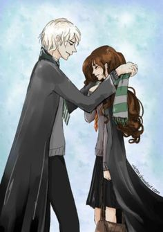 Dramione~ by Valeton on @DeviantArt