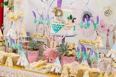 Ysla's Boho Chic Themed Party – Dessert Spread - Party Doll Manila Bohemian Birthday Party, Indian Birthday Parties, Hippie Party, Bohemian Party, Wild One Birthday Party, Birthday Party Themes, Boho Themed Party, Birthday Ideas, Themed Parties