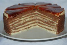 "Торта ""Добуш"""