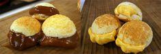 Pão de queijo mineiro