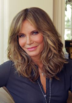 Jaclyn Smith this Sunday on Oprah's Where Are They Now? Though, of course, some of us have followed her since back in the day and know exactly where she is, but all are welcome to tune in and find out!