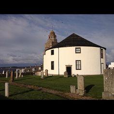 Circle Church, Bowmore, Islay