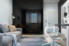 Graceful apartment in Brno, Czech Republic. on Behance