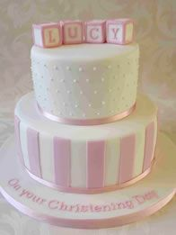 Christening Cakes | Reading Berkshire | South Oxfordshire, UK