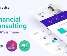 Financial Consulting WordPress Theme - a Good Way to Introduce How to tell about your privileges and advantages? Show numbers and statistics to your visitors. A lot of people don't like to read, to see is easier for them. In our financial consulting WordPress theme we have cared about this and added more animated infographics to show all your best sides for users. Readable fonts help to understand what is at stake better. Top Wordpress Themes, Themes Free, Statistics, To Tell, Infographics, Numbers, Fonts, Creative, People