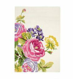 Floral Rug-Marks & Spencer