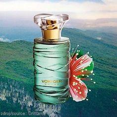 Toaletní voda Voyager Woman Oriflame  Osvěžte se parfémem od Oriflame při cestě za dobrodružstvím  http://www.oricosmetics.cz/