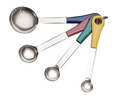 Measuring Spoon Set $6.99 - from Well.ca