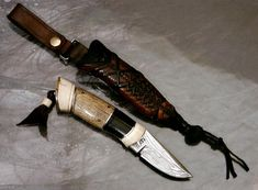 Work from 2003 | André Andersson Custom Knives - null