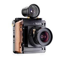 ALPA of Switzerland - Manufacturers of remarkable cameras - ALPA 12 STC