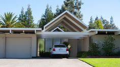 Eichler Homes in the South Bay