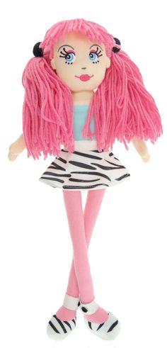 Ziba rag doll