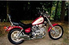1996 Yamaha Virago 750