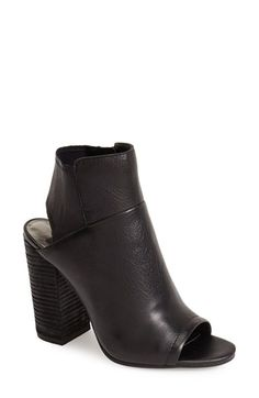 Dolce+Vita+'Leka'+Open+Toe+Bootie+(Women)+available+at+#Nordstrom