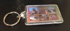 Valley Forge Pennsylvania Souvenir Key Chain Plastic Photographs of Scenery  #ValleyForge #PA #Pennsylvania