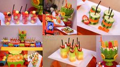 YummyTecture Fruit and Chocolate displays for all occasions. Edible art is our passion! Fruit Sculptures, Chocolate Fountains, Watermelon Carving, Happy 1st Birthdays, Fruit Displays, Thomas The Train, Fruit Art, Edible Art, Culinary Arts