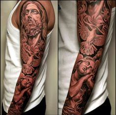Amazing Detail Tattoo