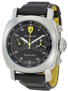 Panerai Ferrari Scuderia Chronograph Mens watch FER00008