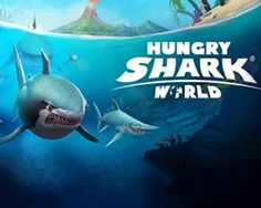 Hungry Shark World for pc free download