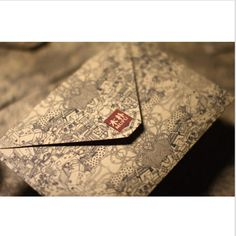 10 pcs Vintage Retro Kraft Paper Envelope for Business Card Style high quality #Doesnotapply