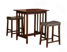 Homelegance Scottsdale 3-Piece Counter Table and Stools, Cherry by Homelegance, http://www.amazon.com/dp/B0026RH2X8/ref=cm_sw_r_pi_dp_pKySqb0PNA3HD