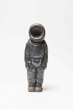 spaceman cute astronaut birthday gift nasa astronaut art pipe
