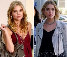 Hanna from season 1 to 6