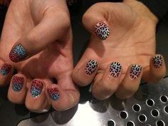 Fade away with leopard print by WAH girls Hells & Simona. Perfect for summer!!