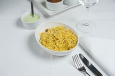 Rice - Lemon Rice with Cashew Nuts