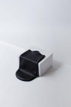 BLACK ARCH CLUTCH — SHOP WEL